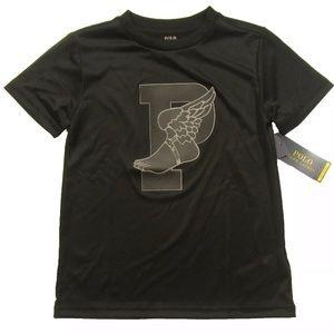 Polo Ralph Lauren P-Wing Logo Short T-Shirt
